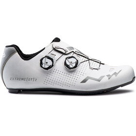Northwave Extreme GT 2 Zapatillas Hombre, white/silver reflective